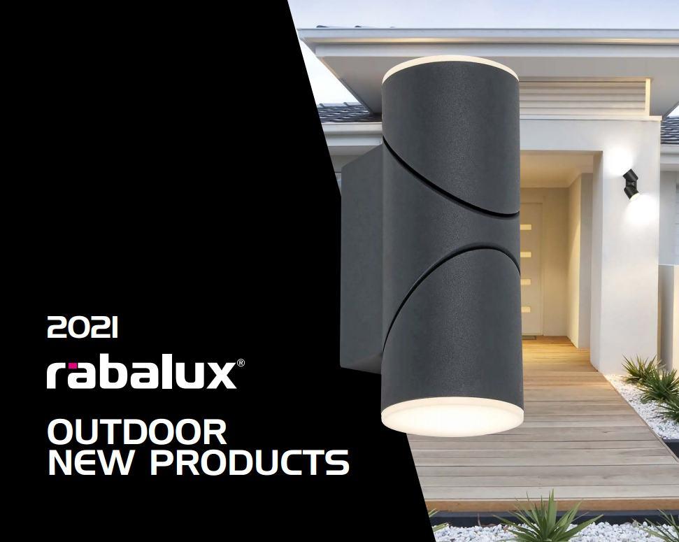 Свали каталог Rabalux външно осветление