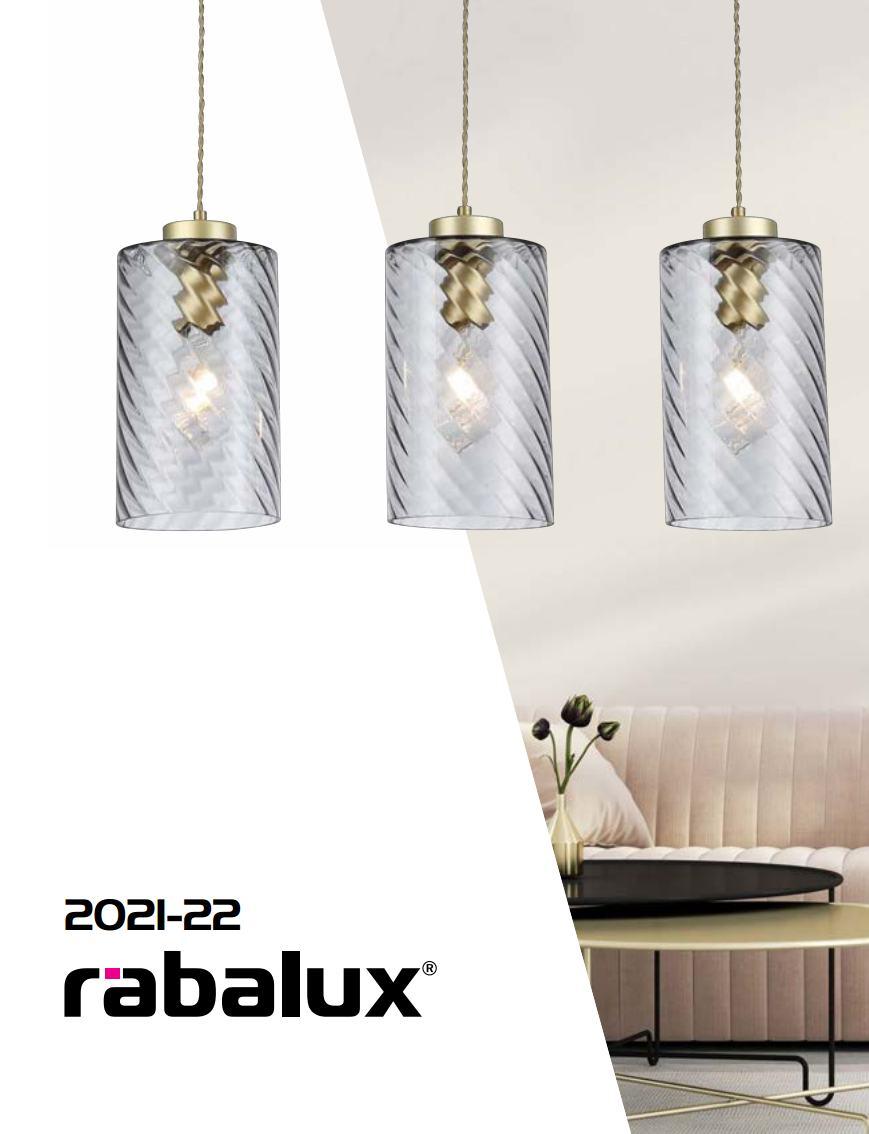 Свали каталог Rabalux 2021-2022