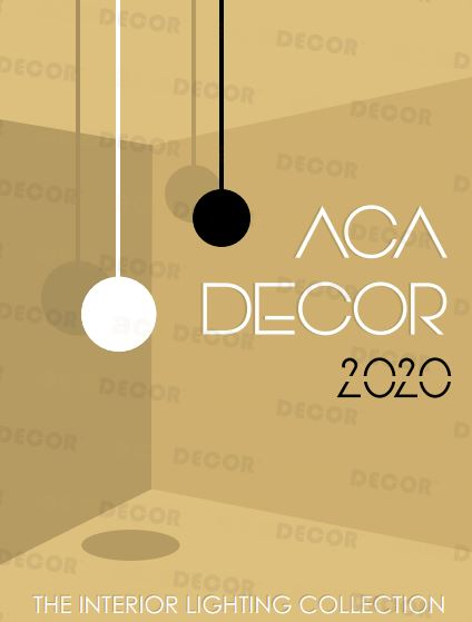 Свали каталог ACA Lighting