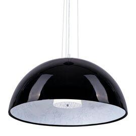 Модерен полилей  FROZEN GARDEN BLACK SHINY 60cm 1xE27   Osvetlenieto.bg