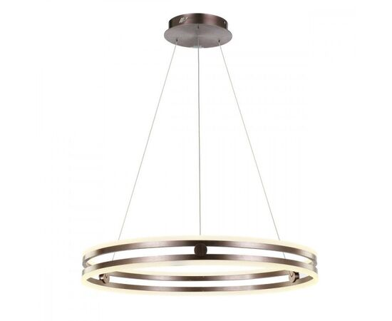 LED Полилей Lonia MD17016002-1B COFFE Italux | Osvetlenieto.bg