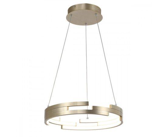 LED Полилей Velar MD16003097-1B GOLD Italux | Osvetlenieto.bg