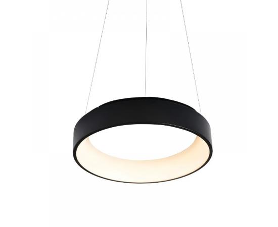 LED модерен полилей APOLLO BR81LEDP60BK Aca Lighting 48W 3000K 2630 lm | Osvetlenieto.bg