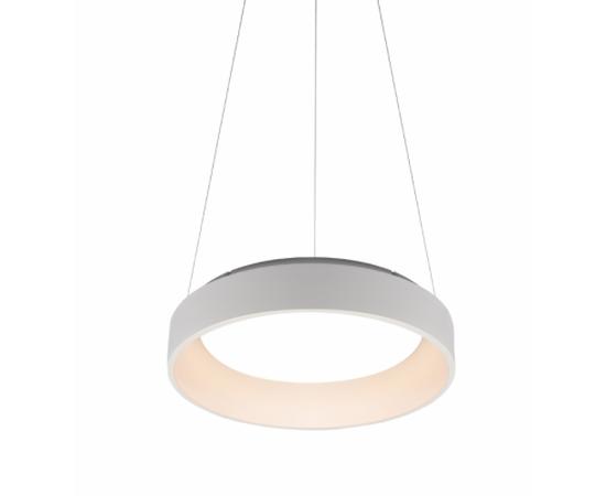 LED модерен полилей APOLLO BR81LEDP60WH Aca Lighting 48W 3000K 2630 lm   Osvetlenieto.bg