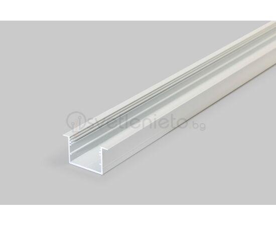 Бял LED профил за вграждане VARIO30-07 C-9/U9 2000 | Osvetlenieto.bg